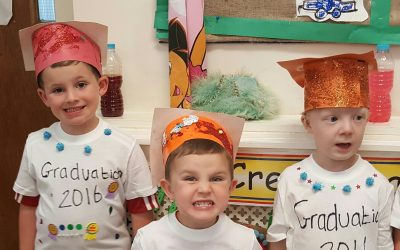 Kiddy Academy Old Swan Graduation 2016