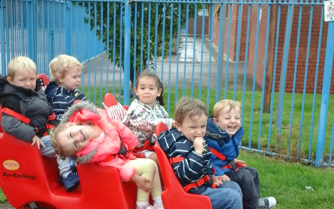 sign spotting with our toddlers at kiddy academy wavertree